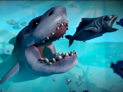 Feed and Grow Fish Simulator