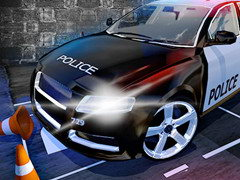 Police Car Parking Mania Car Driving