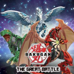 Bakugan The Great Battle