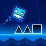 Geometry Neon Dash Subzero