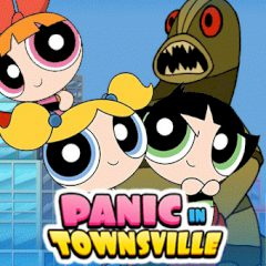 PowerPuff Girls: Panic in Townsville