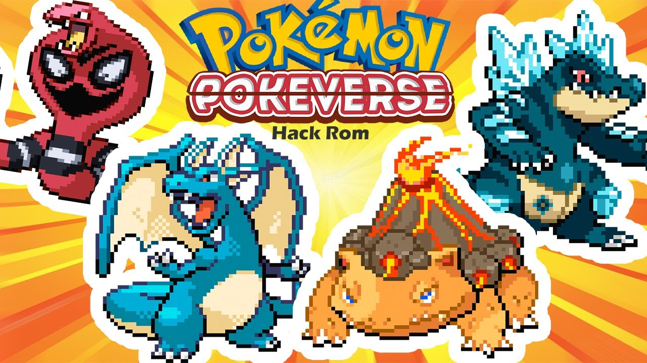 Pokemon Pokeverse