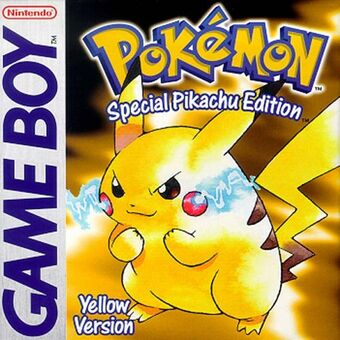 Pokémon Yellow – GBA