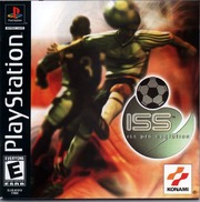 ISS Pro Evolution (USA) – PS1