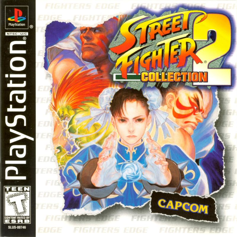 Street Fighter Collection 2 (USA)