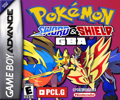 Pokémon Sword e Shield GBA