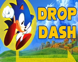 Drop Dash in Sonic 2