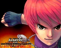 Arm Of Revenge: Re-Edition