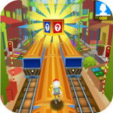 Subway Surf Bus Rush 3D