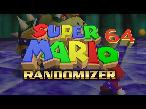 Super Mario 64 Randomizer