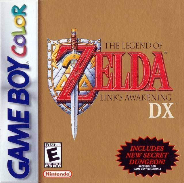 Legend Of Zelda, The – Link's Awakening DX (V1.2)