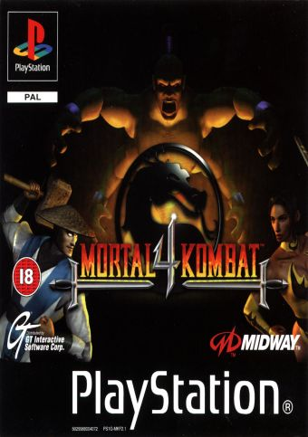 Mortal Kombat 4 – PS1