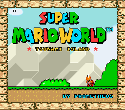 Tsunami Island – Super Mario World
