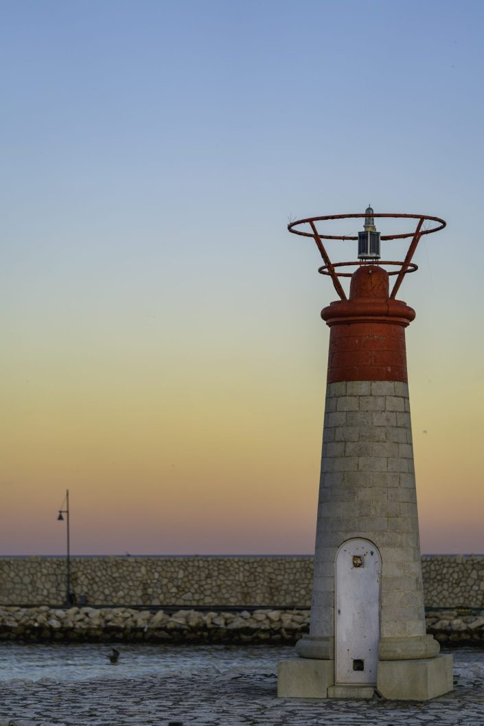 Ligthouse colours