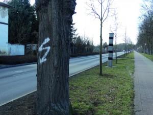 Blitzeranlage Hecklinger Straße