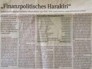 Artikel aus der Volksstime Staßfurt vom 16.04.2016