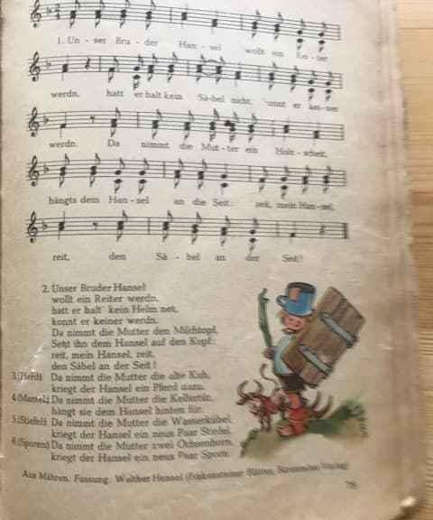 Kinderlieder unserer Urgroßeltern