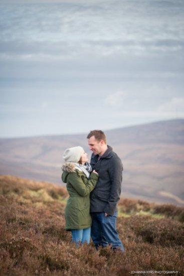 Engagement Session Sally Gap Ireland