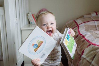 Toddler Breastfeeding Photo Session Stepaside