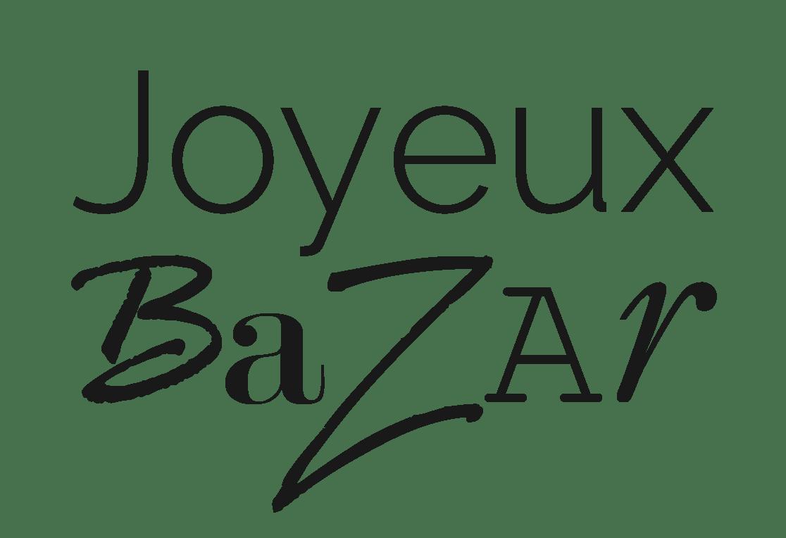 Logo Joyeux Bazar · Johanna King Photography + Films