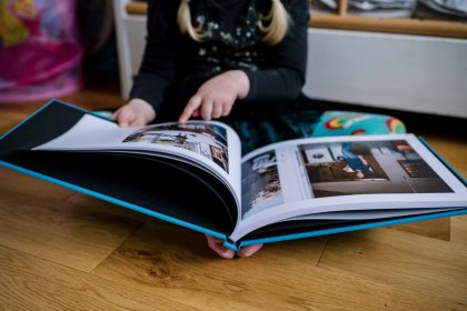 Dublin Family Photographers Photo Books 54