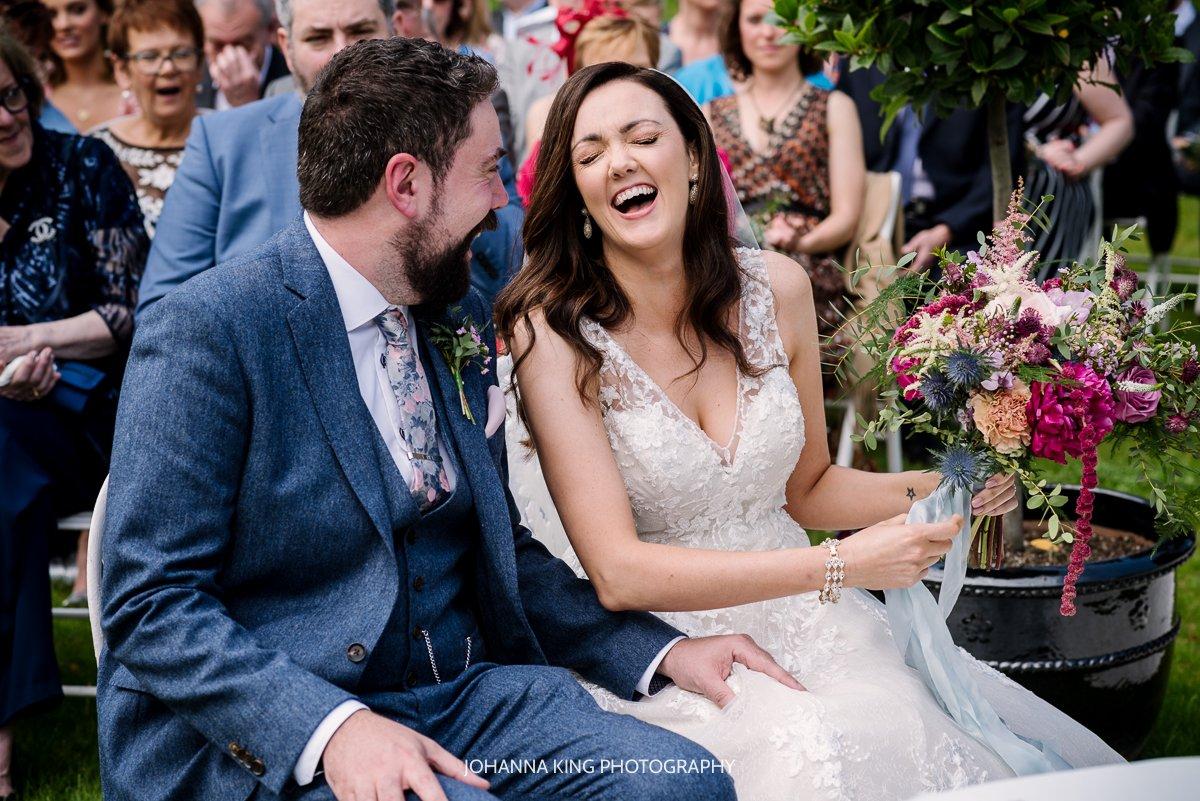 Majella & Col's Wedding