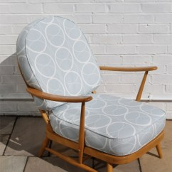 Windsor Chair With Arms Outdoor Patio Cushions Clearance Johanna Pinder-wilson · Ercol Easy (model 203)