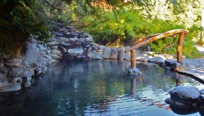 Breitenbush pool