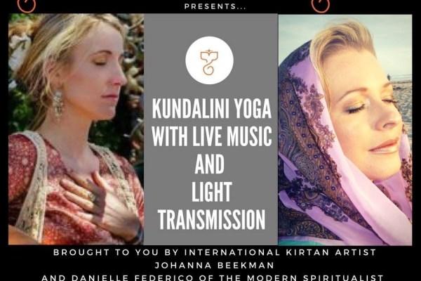 Kundalini Yoga with Live Music