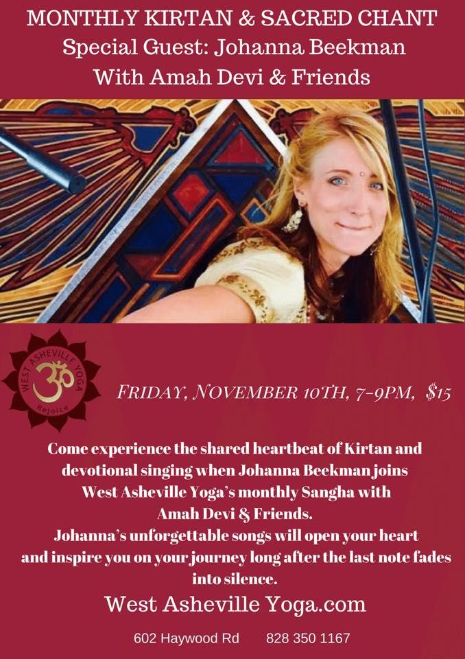 West Asheville Nov 10Event