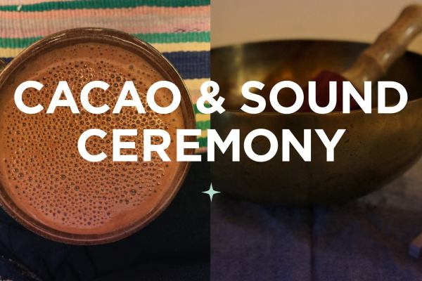Cacao and sound