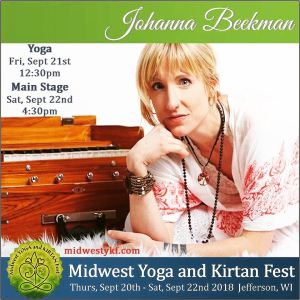 Midwest Yoga and Kirtan Fest