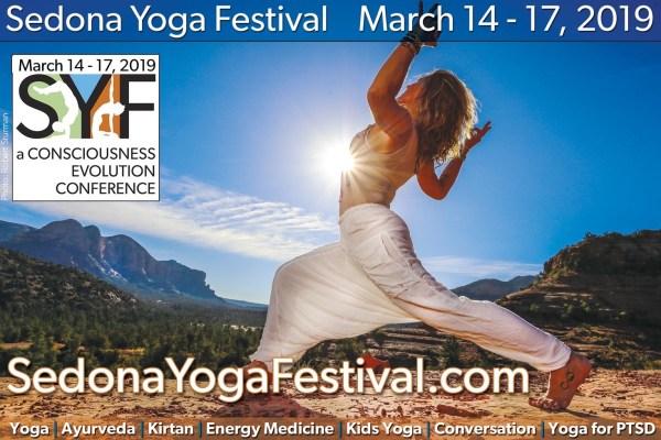 Sedona Yoga Festival 2019
