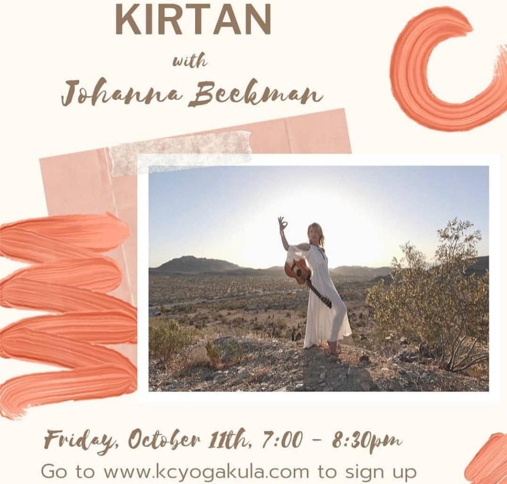 KC Yoga Kula poster