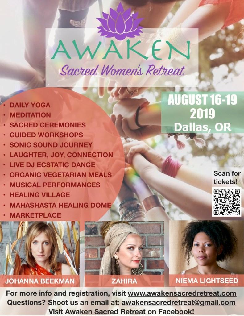 Awaken Sacred Retreat