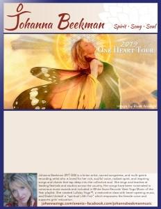 Johanna Sun Butterfly Poster Template