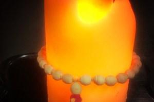 Candle Ram Dass