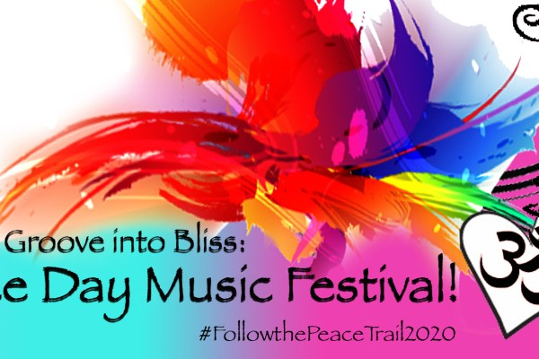 Follow the Peace Trail banner