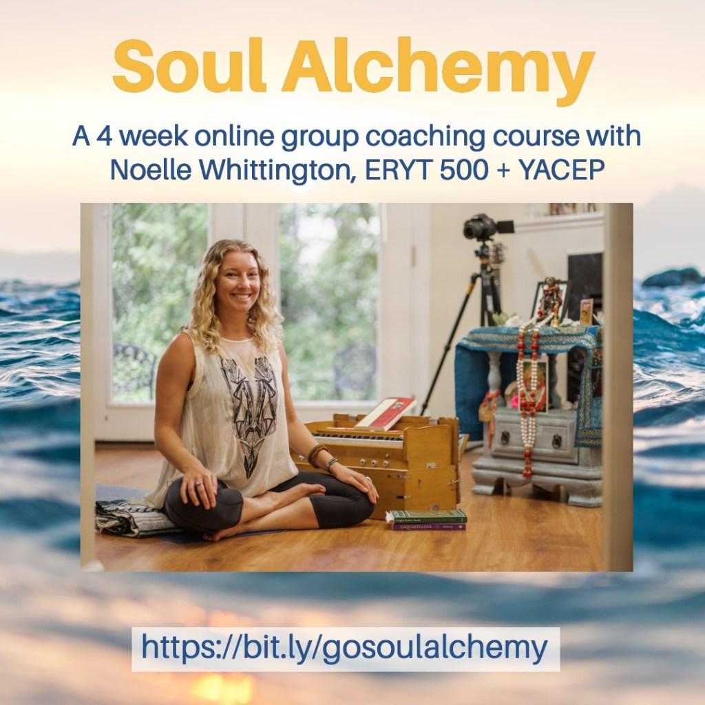 Noelle Promo Graphic Soul Alchemy