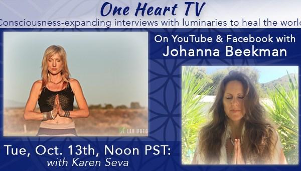 One Heart TV Facebook Event Banner Seva