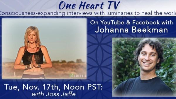 One Heart TV Facebook Event Banner Joss