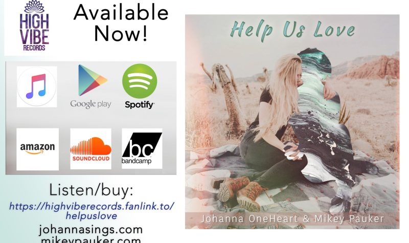 Help Us Love Promo Graphic Now Available