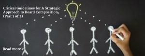 strategic board composition