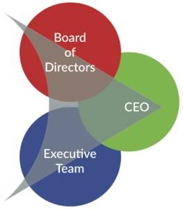 pivotal leadership trio