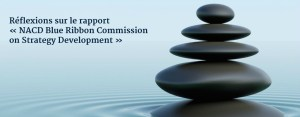 Reflections sur le rapport « NACD Blue Ribbon Commission on Strategy Development »
