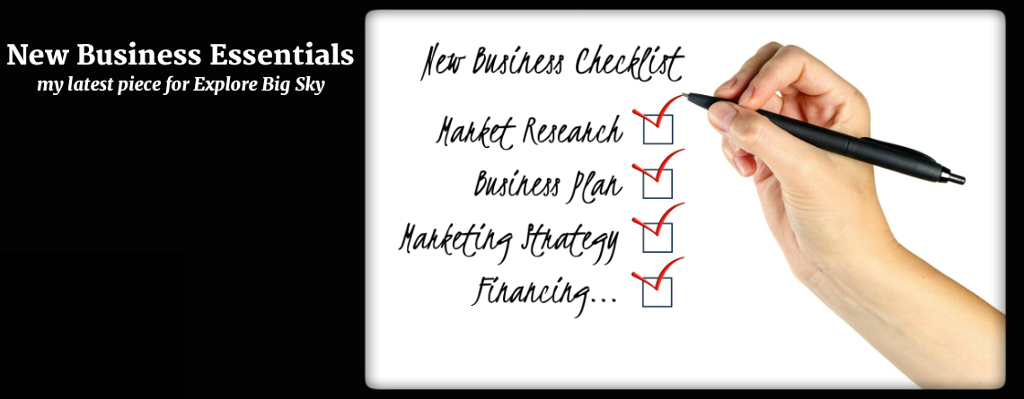 new business essentials banner black copy