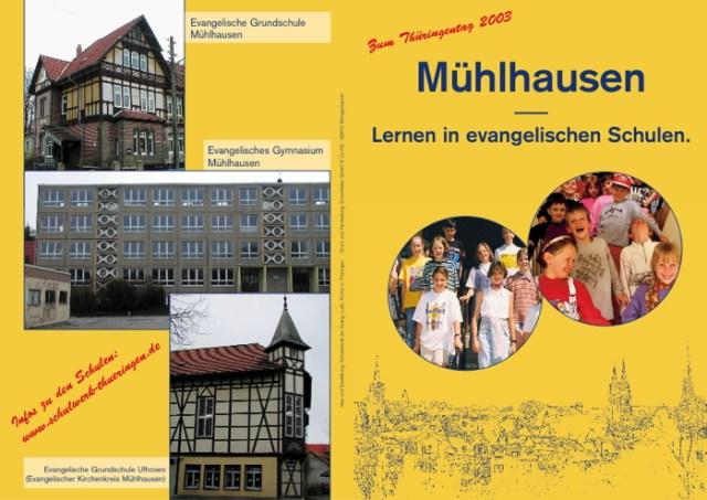 Evangelisches Schulzentrum Mühlhausen