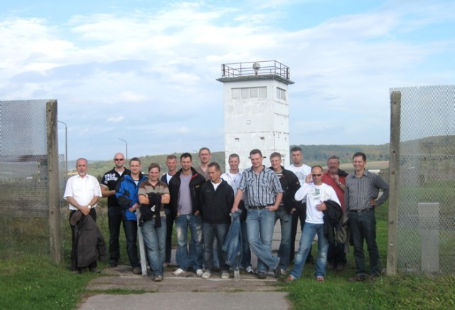 Grenzanlage bei Teistungen / Duderstadt.