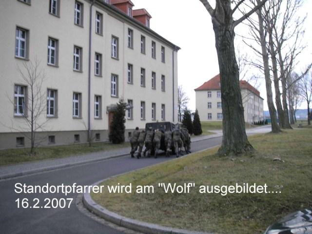 Fahrschule der besonderen Art.