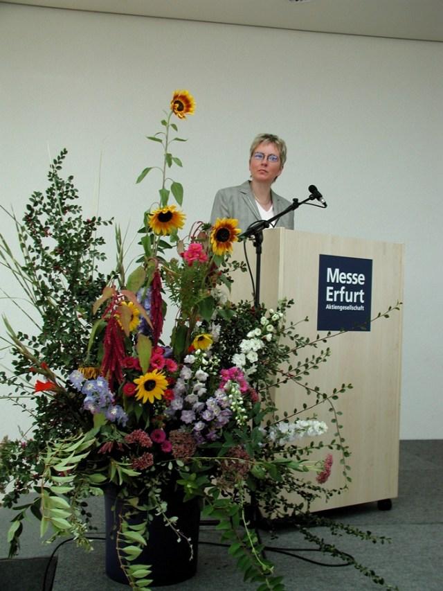 Frau Prof. Dr. A. Schulte, Erfurt.